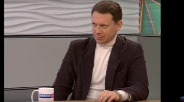 ГТРК ЛНР. Утро на Луганск 24. Анатолий Яворский. 16 января 2018.