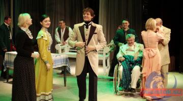 В луганском театре на Оборонной приглашают на премьеру чеховской «Чайки»