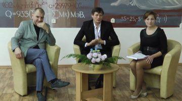 «Академия смеха» в Горьковке