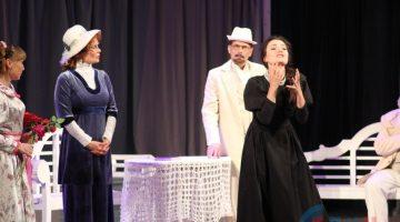 На сцене театра на Оборонной классика «Чайка» А.П. Чехова